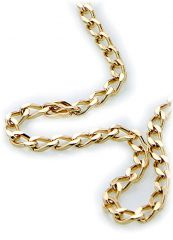 SP-59 Kette in gold Sonderposten